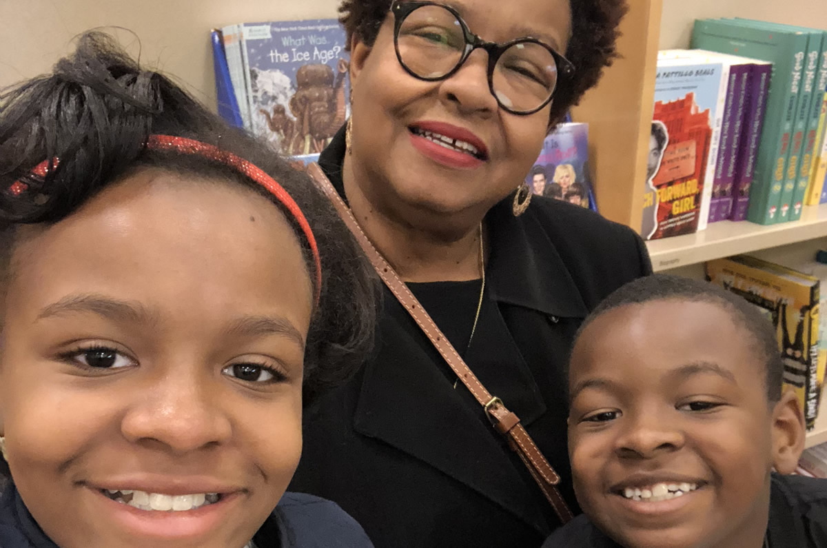 Learning from Home-The McLaurin's